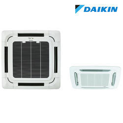 Daikin FCVF Series 2.7 Tonnage 2 Star Non Inverter Cassette Air Conditioner, 288x840x840 Mm (346x950x950 Mm Panel)
