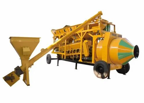 Vikas Fully Automatic Concrete Batching Plant Rm 25