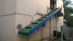 PMG Loading Conveyor, Capacity: 100 to 150 kg per feet and 50 to 100 kg per feet