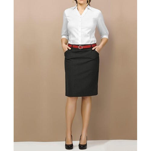 Ladies Corporate Office Uniform