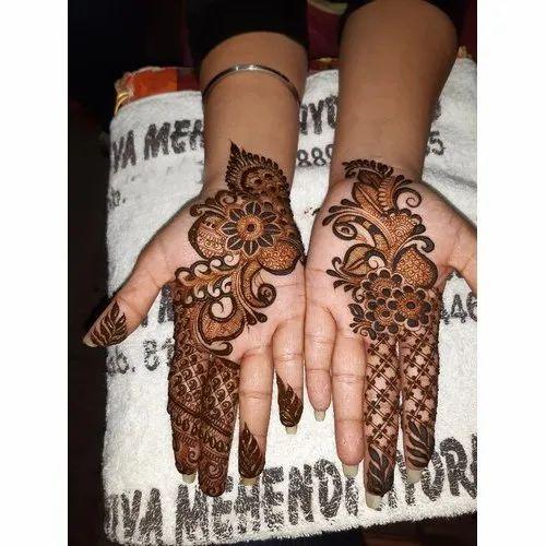Arabic Mehandi Design Services Mehndi Designer Shiva Mehandi Arts Hyderabad Id 21895668362