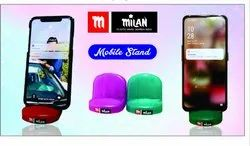 Milan Multicolor Plastic Mobile Stand, Size: Medium