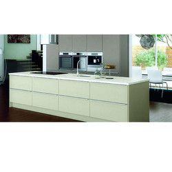 IN-Line Modular Kitchen