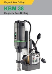Magnetic Core Drill Machine