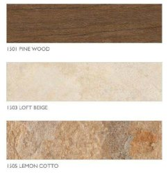 Wood Finish Strip Tile