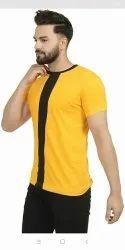 Cotton Abacus Premium T Shirt, Quantity Per Pack: 25
