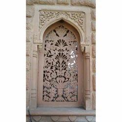 Arch Designer Stone Window, Dimension/size: 6 * 3