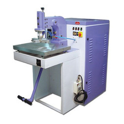 NE Zig Type Embossing Machine