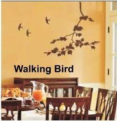 Big Stencils Walking Bird