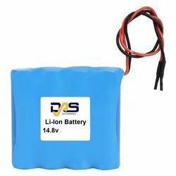 4.4Ah 14.8V Lithium Ion Battery