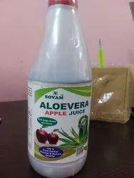 Sovam Aloevera With Apple Juice