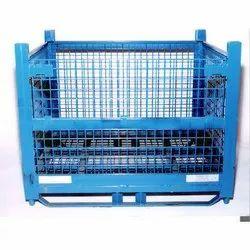 Material Handling Basket Bin