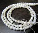 Natural Fresh Water Rice Pearl Beads
