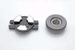 Stainless Steel V6 80 mm Til Tin Carbon Set