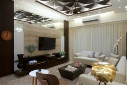 Residential Apartments Interior Designing, in Delhi NCR, Work Provided: Wood Work & Furniture