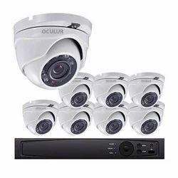 Oculur DVR Surveillance System