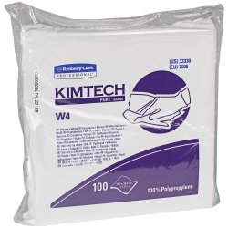 KIMTECH PURE CL4 WIPER, For Dry Wipe, 100