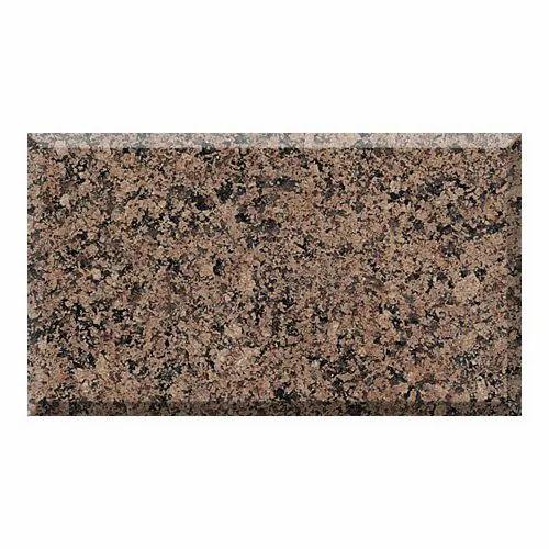 Desert Brown Granite, Thickness: 17-20 mm