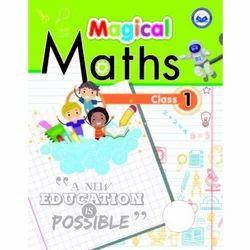Magical Math Book- 1