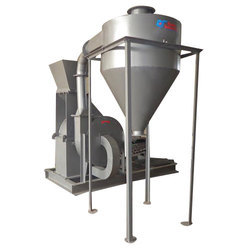 Chilly Grinding Plant