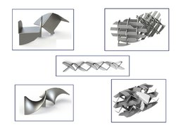 Fluidyne Static Mixer Element Types & Design of Static Mixers