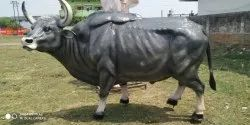 FRP Statue of Bison