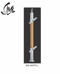 Designer Glass Railing Acrylic Baluster