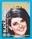 Ellena Black Henna Hair Color