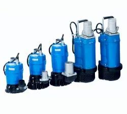 RAIN WATER DEWATERING SUBMERSIBLE PUMP