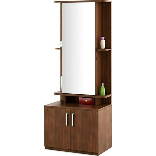 detailed look c7647 87455 Wooden Dressing Table With Mirror