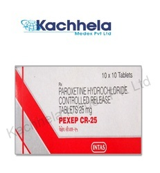 Pexep Cr 25/12.5mg Tablet