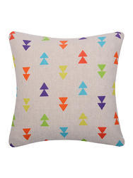 IH-09C Cotton Printed Cushion Cover