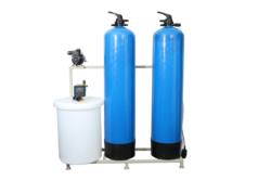 Whole House Water Purification System - Manual Type