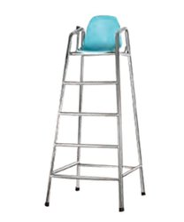 Stainless Steel Lifeguard Chair