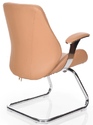 Fort Fix Visitor Chair in Beige Colour