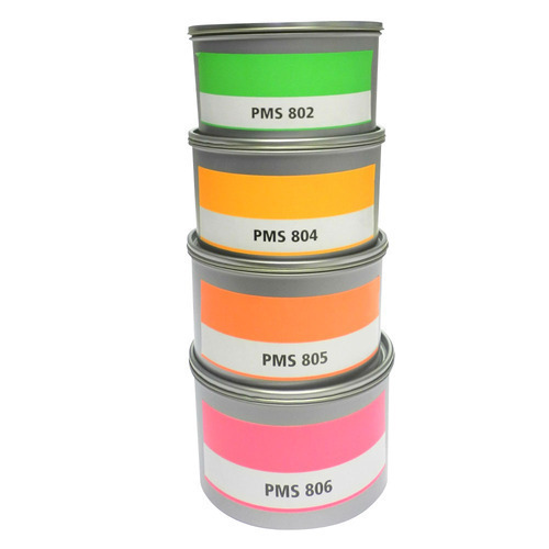 printing ink fluorescent neon screen inks based water compliant reach interested offset indiamart