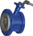 Tank Bottom Ball Valve