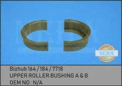 Bizhub 164 / 184 / 7718  Upper Roller Bushing A & B