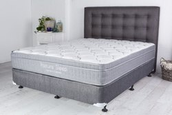 Vama Coir and Foam Double Mattress, Thickness: 4-6 Inch