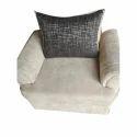 Solid Wood Designer Sofa Chair