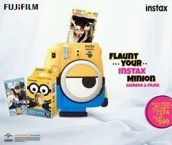 FUJIFILM Yellow Instax Minion, Size/dimension: Mini