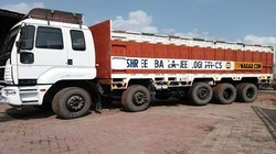 Explosive Material Products By Road Goods Transport Service