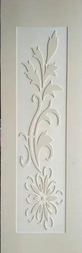 WPC 3D Carving  Door