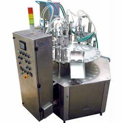 Automatic Ice Cream Cone Filling Machine