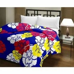 Floral Printed Home Quilt