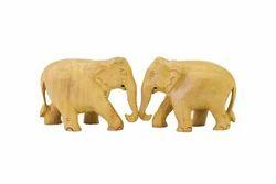 Elephant Down Trunk En / Kadam / Home Decor / En Handicraf, Size (Inches): 2.2 INCH