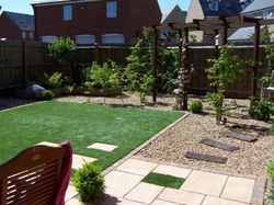 Residential Garden Landscaping Service