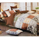 3D Design Double Bed Sheet