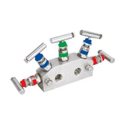5 Valve Manifold-Coplainer Type (Remote Mounting)