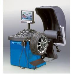 Alignment And Balancing >> Wheel Balancing Alignment Machine